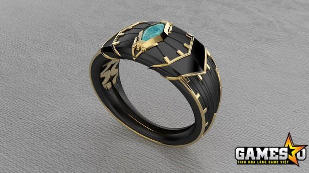 Mẫu nhẫn của Camille