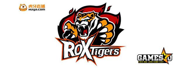 Logo mới của ROX ở mùa giải 2017