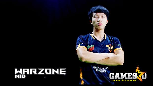 Warzone sẽ cạnh tranh với Potm ở vị trí đường giữa của FFQ