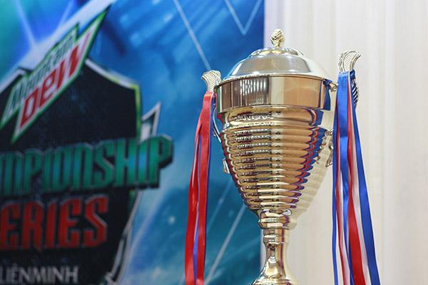 Đội tuyển vô địch MDCS Mùa Hè 2017 sẽ giành suất đặc cách tham dự CKTG 2017