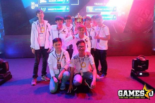 NG khẳng định thành công của họ ở mùa giải trước tới từ sự gắn kết của các thành viên trong đội