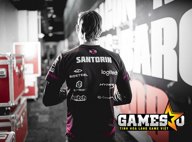 MadLife sẽ trở thành đồng đội của Santorin, người đi rừng trước đây đã từng thi đấu cho Team SoloMid