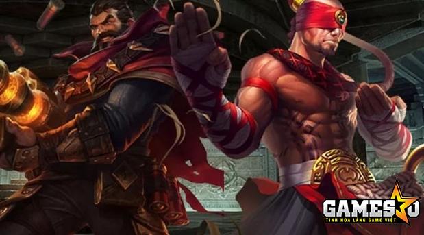 Riot vẫn đang chờ đợi để giảm sức mạnh của cả hai, hoặc một trong hai vị tướng đi rừng phổ biến nhất metagame