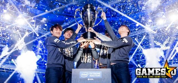 Flash Wolves sẽ là nhà vô địch cuối cùng của hệ thống giải đấu IEM LMHT