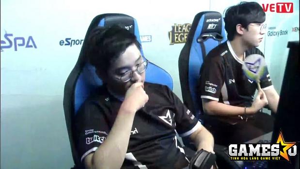 CoreJJ cùng Ruler bất ngờ bị thay ra