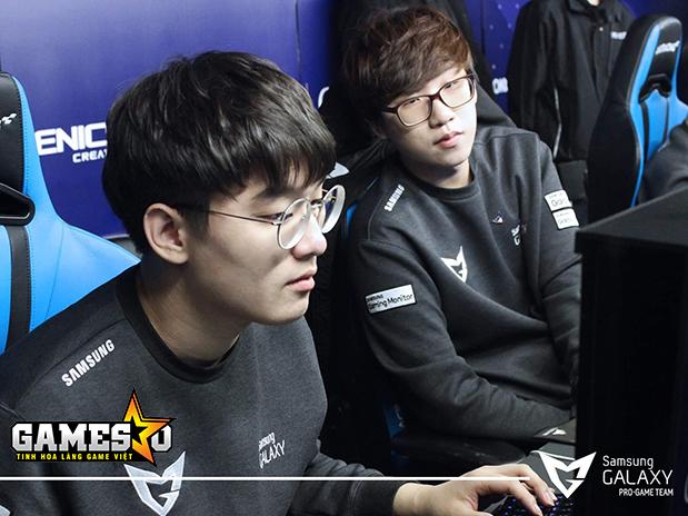 Hành vi của Ruler đã khiến cho Samsung đánh mất một ván thắng khi đội tuyển này đang trong cuộc đua tranh gắt gao trên BXH LCK Mùa Xuân 2017