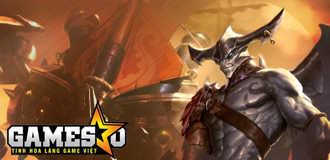 Aatrox sẽ là một tướng Đấu sĩ trong tương lai?
