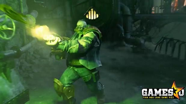 """Urgot sẽ định nghĩa lớp tướng phụ """"Dũng Sĩ Đánh Xa"""""""