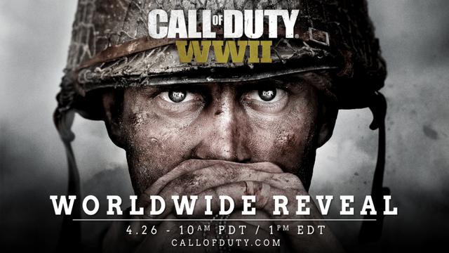 Poster mới được hé lộ của phiên bản Call of Duty sắp tới