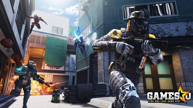 Call of Duty năm ngoái nặng 75GB, bạn có còn nhớ không?