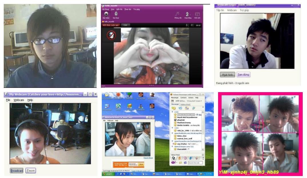 Cộng đồng mạng chia sẻ về hình ảnh thời còn dùng Yahoo Messenger.