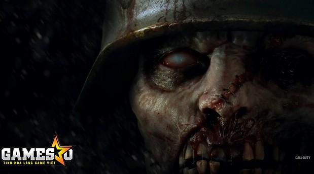 """Bức ảnh zombie trong Cod: WWII được """"nhá hàng"""" ngày hôm qua (26/4)"""