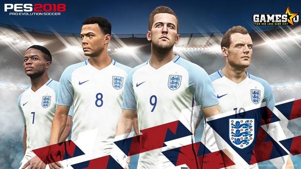 ĐTQG Anh với những gương mặt đại diện gồm Sterling, Dele Alli, Harry Kane và Jamie Vardy