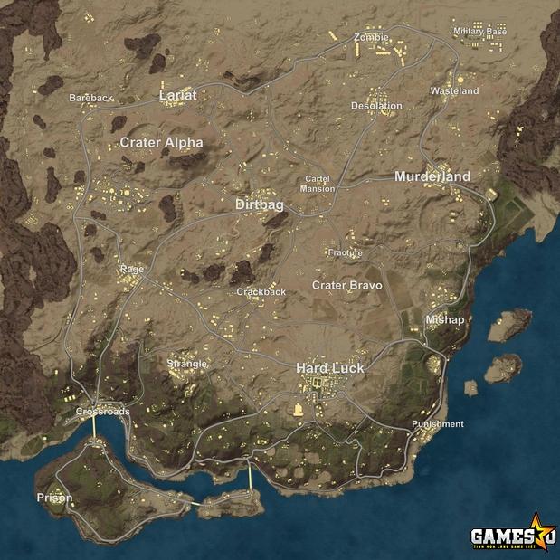 PUBG: Xuất hiện thêm hình ảnh về map mới, xe trượt cát và xe bus - ảnh 2