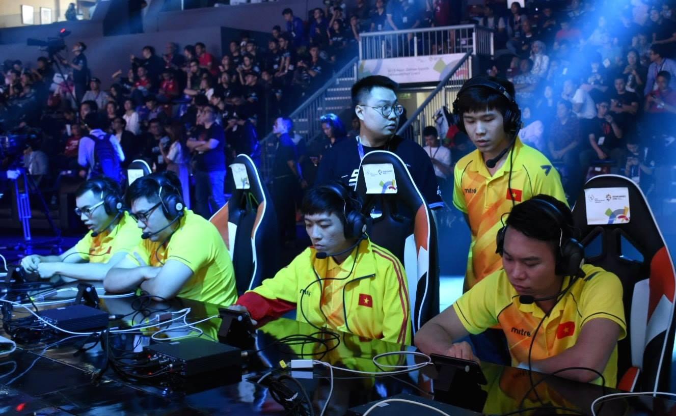 Đội tuyển Việt Nam với nòng cốt là Team Flash đã đứng ở vị trí thứ 3 tại Asian Games 2018