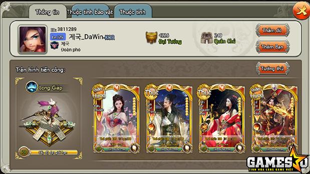"""Tài khoản ĐCTQ của """"hiện tượng"""" game thủ người Hàn Quốc, theo đại diện của VTC Mobile đề cập tới"""