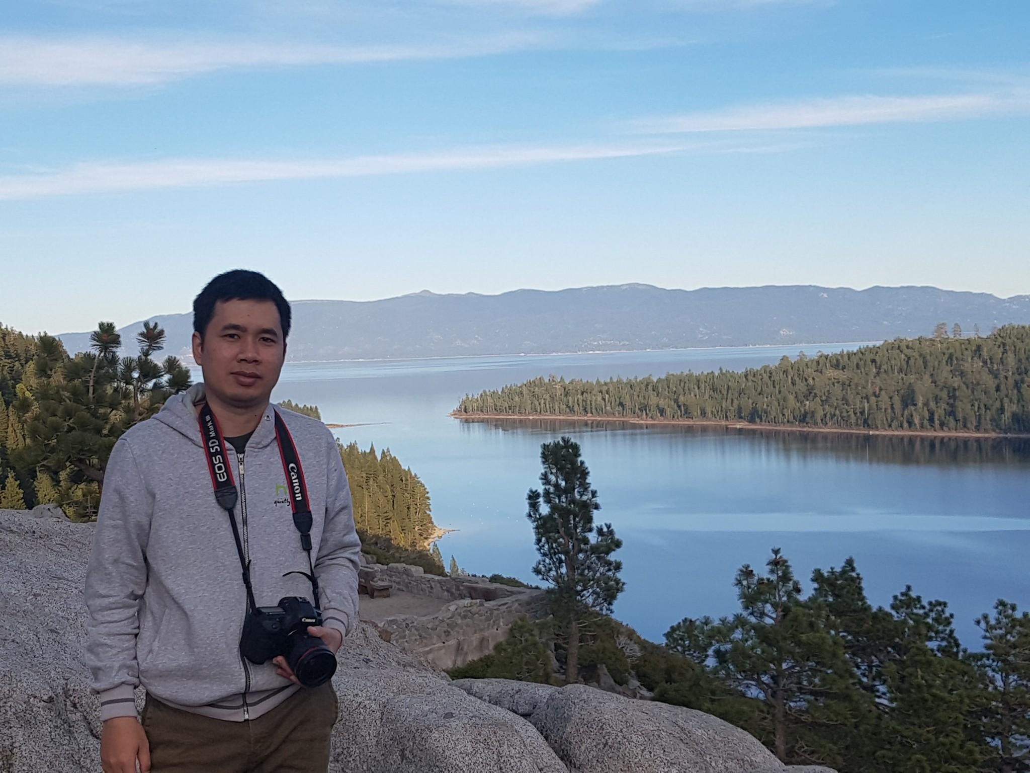 Ông Dương Vi Khoa, Trưởng Ban eSports đoàn Việt Nam tại AIMAG 5 (Ảnh: Facebook cá nhân)