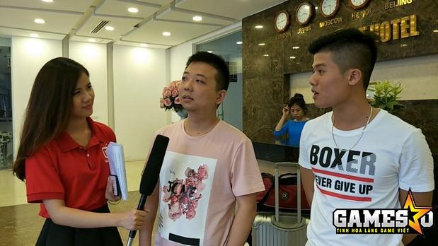 ShenLong tỏ ra rất tự tin ở giải lần này, và khẳng định sẽ giành chiến thắng tối thiểu một thể loại thi đấu