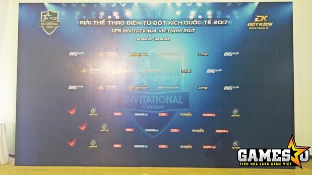 crossfire stars invitational vietnam 2017