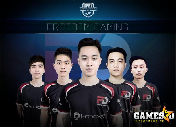"""Liệu Freedom Gaming đã """"khởi động"""" xong để sẵn sàng bảo vệ ngôi vương?"""