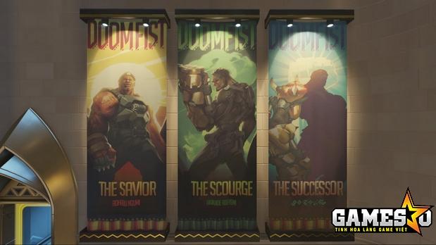 Sự xuất hiện của Doomfist đang được chờ đợi hơn bao giờ hết trong Overwatch