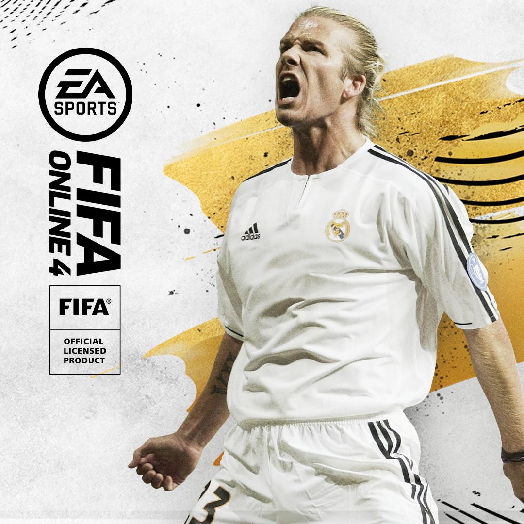 Beckham đã chính thức xuất hiện trong FIFA Online 4
