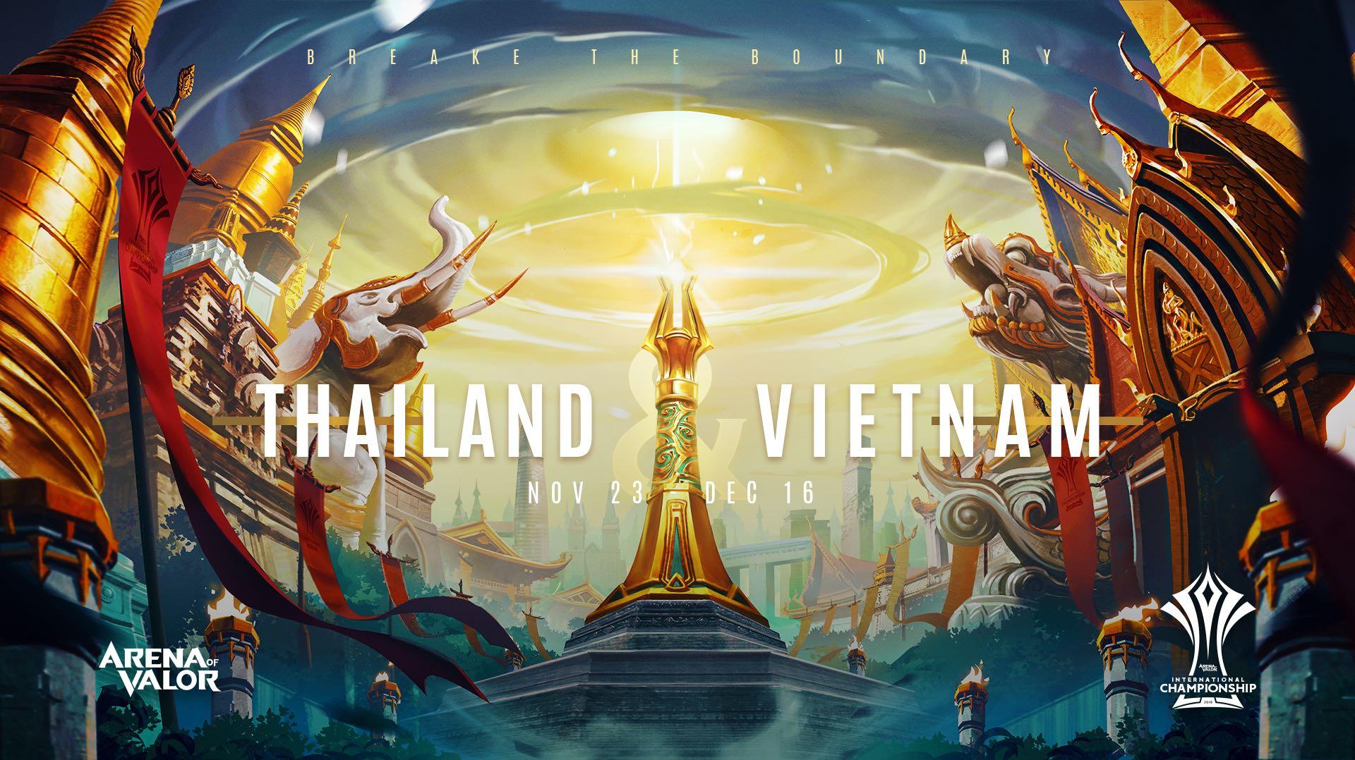 AIC 2018 là giải đấu Thể thao điện tử lớn nhất từng được tổ chức tại Việt Nam