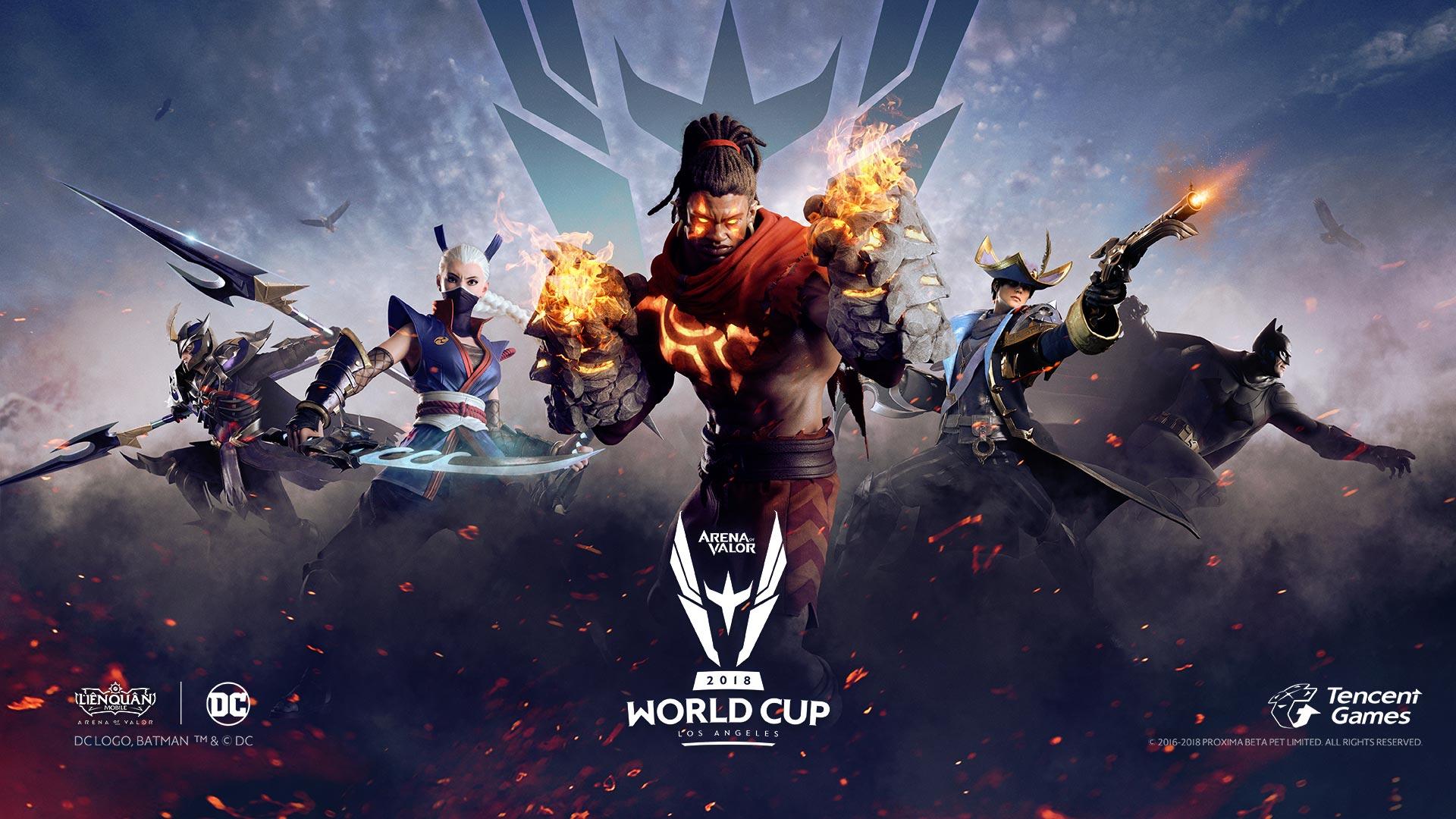 Giải quốc tế AIC 2018 hứa hẹn sẽ thành công và phá vỡ nhiều kỷ lục hơn nữa so với AWC 2018