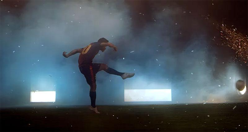 và tiền đạo Việt Nam mới sắp cập nhật trong FIFA Online 4? - Hình ảnh từ clip teaser