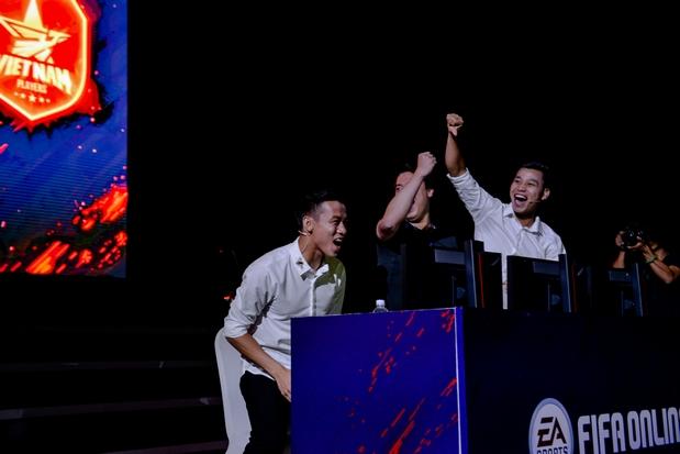 Trận showmatch 3vs3 giữa: team Quang Vodka - Quế Ngọc Hải - Văn Thanh ...