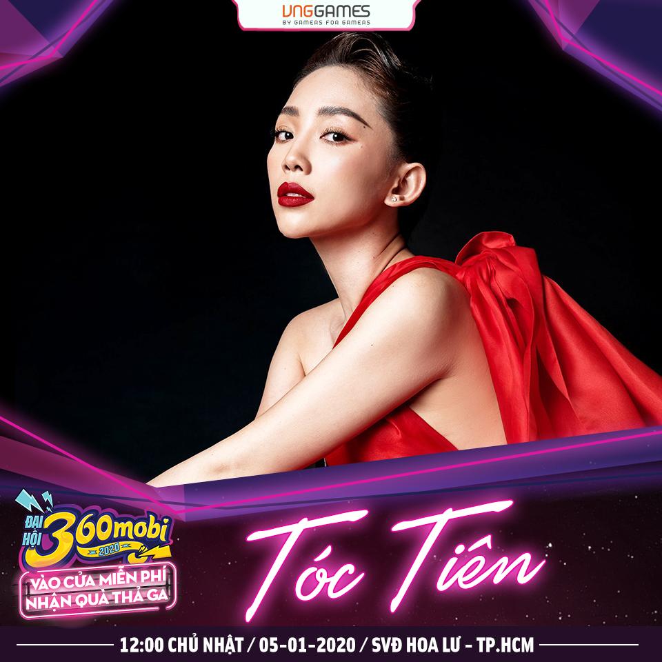 Phù thủy âm nhạc và cô ca sĩ cá tính sẽ có những màn trình diễn cực chất tại sự kiện Game lớn nhất Việt Nam đầu năm 2020