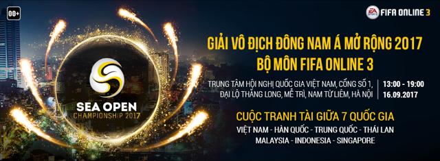Giải đấu quốc tế FIFA Online 3 lớn nhất mùa thu diễn ra vào thứ Bảy tuần này - ảnh 1