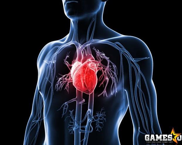 Ngồi nhiều có thể gây ra các bệnh về tim mạch
