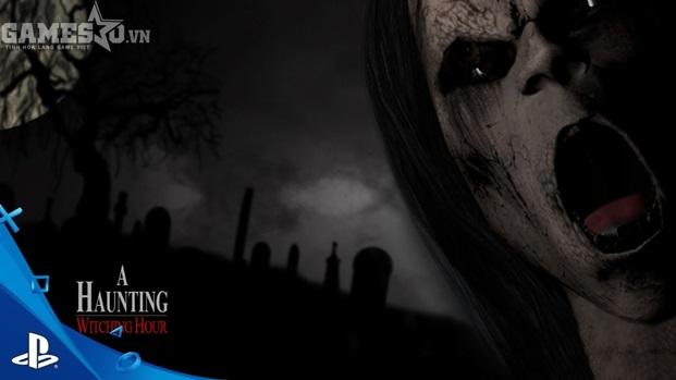 A Haunting: Witching Hour - Trước khi chơi tựa game này hãy cân nhắc kỹ lưỡng - ảnh 1