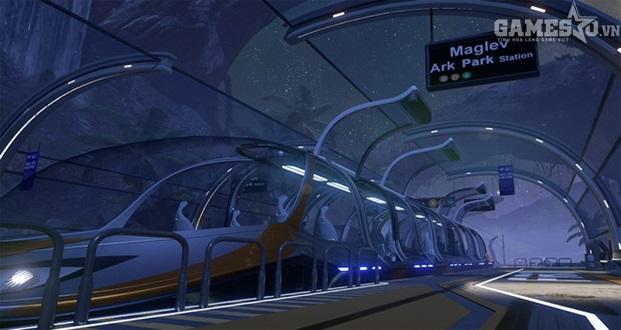 Ark Park - Trải nghiệm cảm giác khi bạn lạc vào thế giới khủng long - ảnh 2