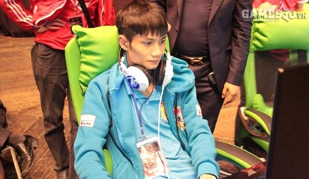 Hồng Anh đã có màn thể hiện xuất sắc ở giải đấu Trung Việt tại Hàng Châu.