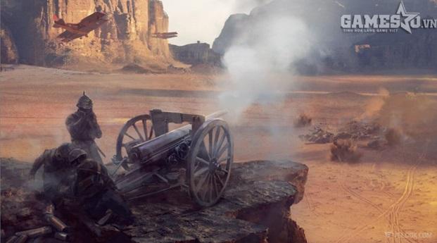 Battlefield 1  - Game bom tấn được mong chờ nhất năm 2016 - ảnh 2