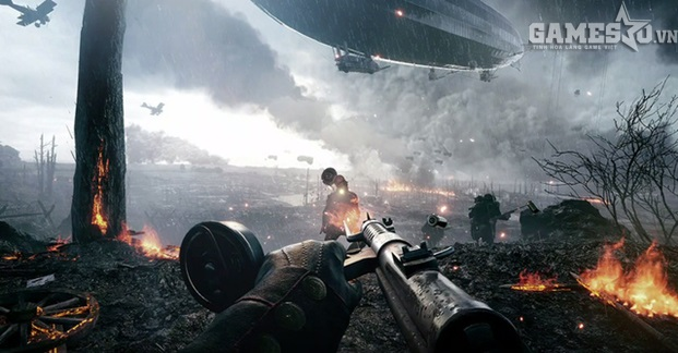Battlefield 1  - Game bom tấn được mong chờ nhất năm 2016 - ảnh 3