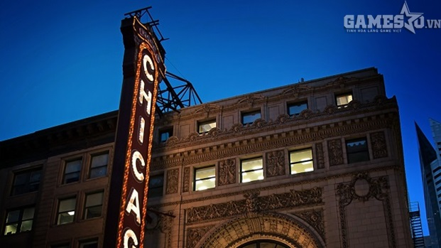 The Chicago Theatre, 175 N State St, Chicago, IL 60601