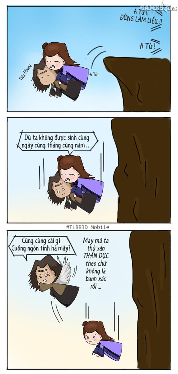 Lại có người vẫn hi vọng Tiêu Phong có thể thoát chết thần kỳ như Tiêu Viễn Sơn năm xưa.