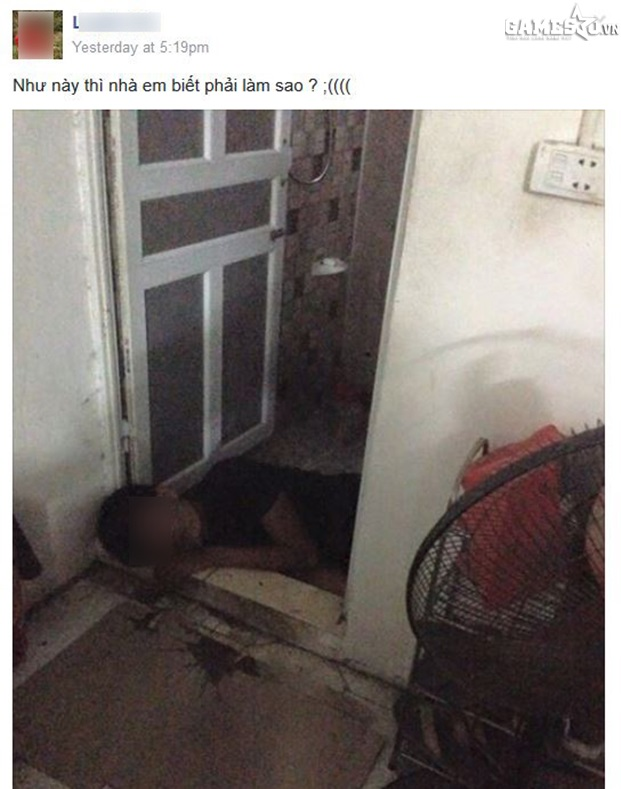 Chủ quán net bối rối khi gặp khách hàng say xỉn ngủ gục trong quán net - ảnh 1