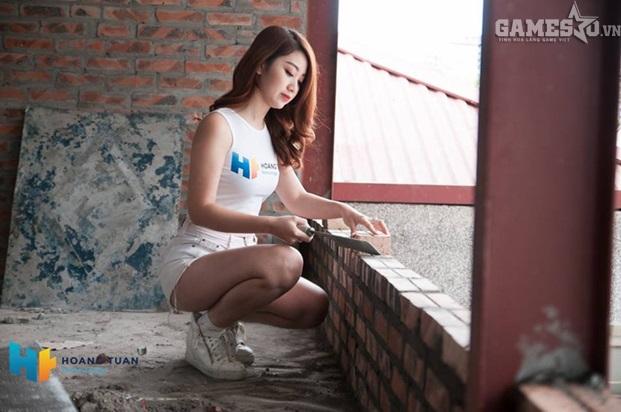 Dịch vụ lắp đặt quán net chơi trội khi thuê hot girl ngồi...trát vữa để quảng cáo - ảnh 2