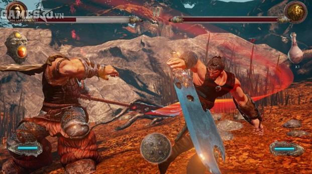 Epic of Kings - Game chặt chém đỉnh cao đã có mặt trên Android - ảnh 2