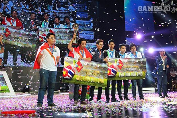 Việt Nam liệu có thể sẽ trở lại vinh quang với những người chiến thắng từ FCC2016?