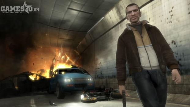 GTA IV vẫn có bản cập nhật mới sau ...8 năm - ảnh 1