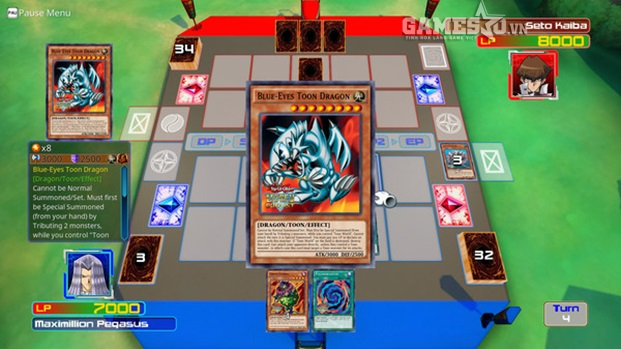 yugioh steam game