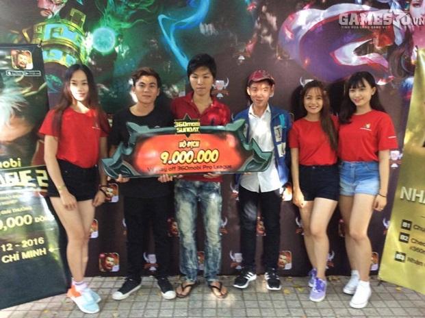 Game thủ 3Q 360mobi háo hức tham dự chuỗi sự kiện hot trên 3 tỉnh thành - ảnh 7