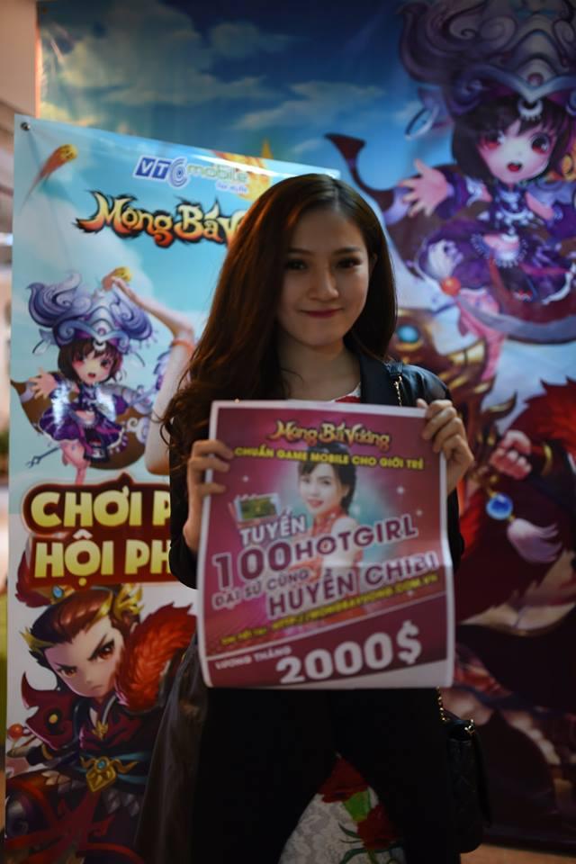 GameSao thân tặng 100 VIPCODE Mộng Bá Vương 3D mừng Open Beta - ảnh 13