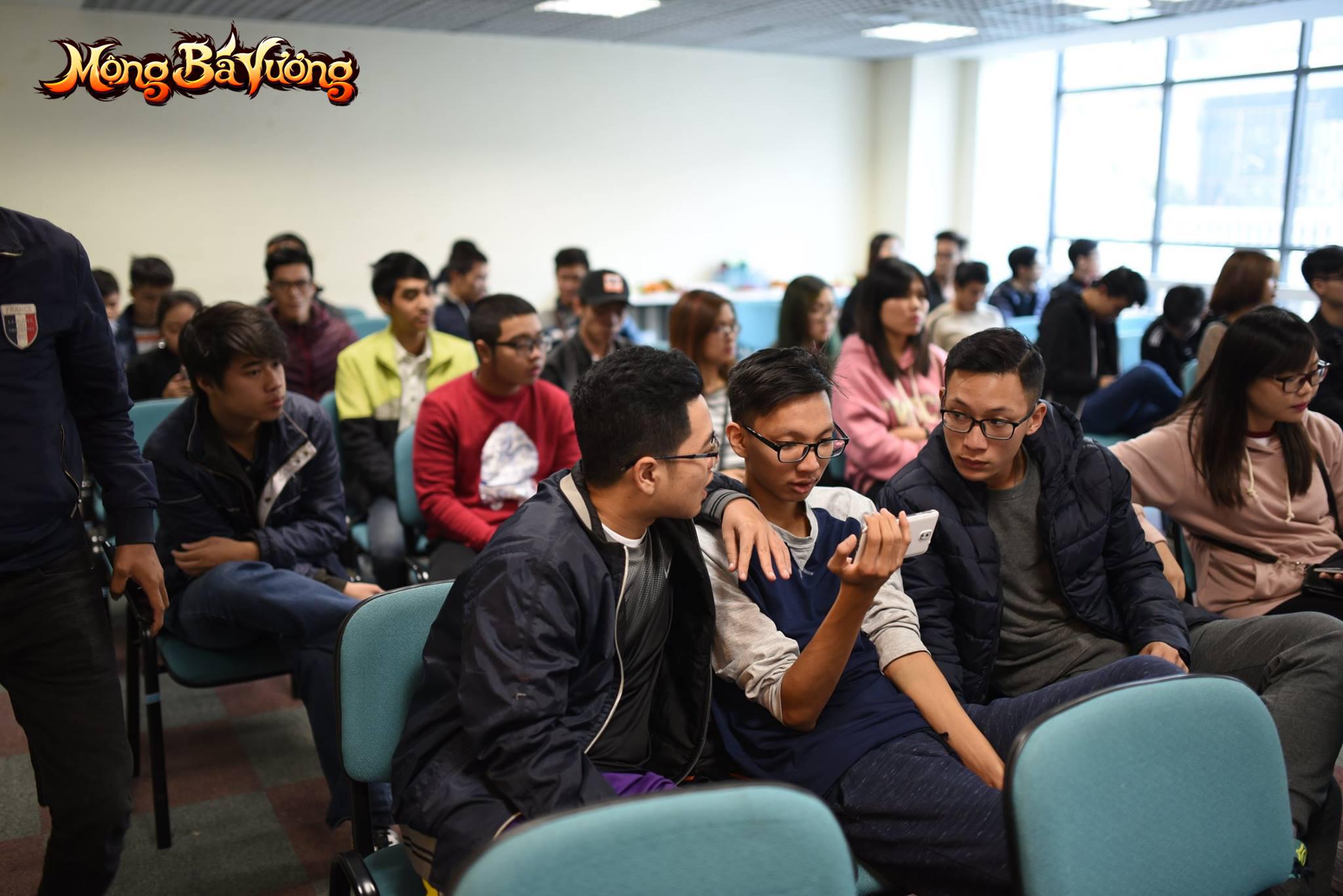 GameSao thân tặng 100 VIPCODE Mộng Bá Vương 3D mừng Open Beta - ảnh 4