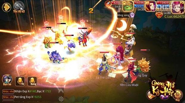 GameSao thân tặng 1000 VIPCode Giang Hồ Kỳ Hiệp mừng game Closed Beta - ảnh 3